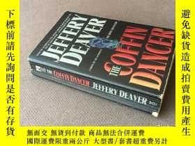 二手書博民逛書店The罕見Coffin Dancer   棺材舞者 (英語)Y278316 Jeffery Deaver