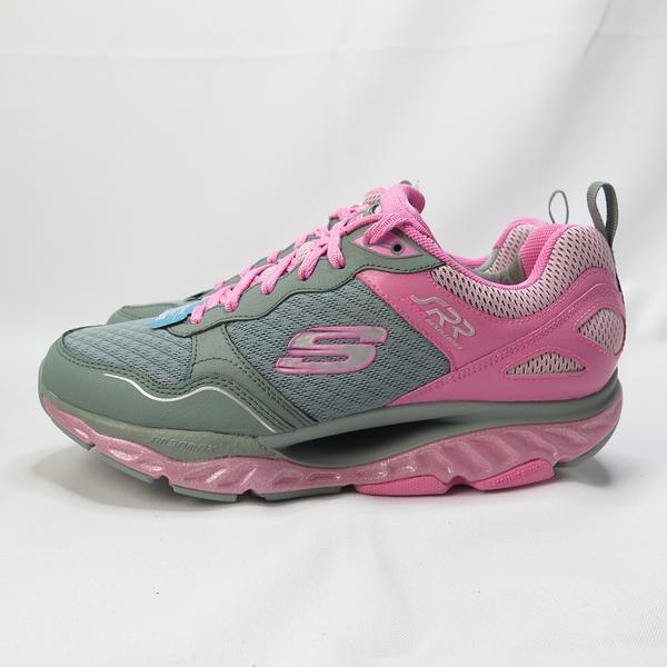 Skechers PRO RESISTANCE 健走鞋 跑鞋 88888338CCPK 女款 灰粉【iSport愛運動】