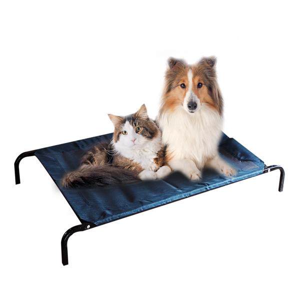 寵物床墊【AH-207】【XL號】 大型 狗墊 貓墊 狗床 貓床 貓屋 狗窩 貓窩 折疊床 透氣散熱 涼墊