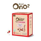 韓國 ONO2 寶貝優 草莓優格維他命C米棒(12個月)