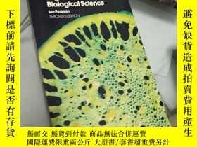 二手書博民逛書店English罕見in Biological ScienceY12203 Ian Pearson Oxford