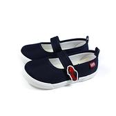 TOMICA 娃娃鞋 休閒布鞋 童鞋 深藍色 中童 TM7762 no872