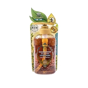OSAVON艾草抗菌舒潤沐浴液體皂400ml
