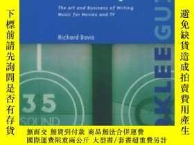 二手書博民逛書店Complete罕見Guide To Film ScoringY256260 Richard Davis Be