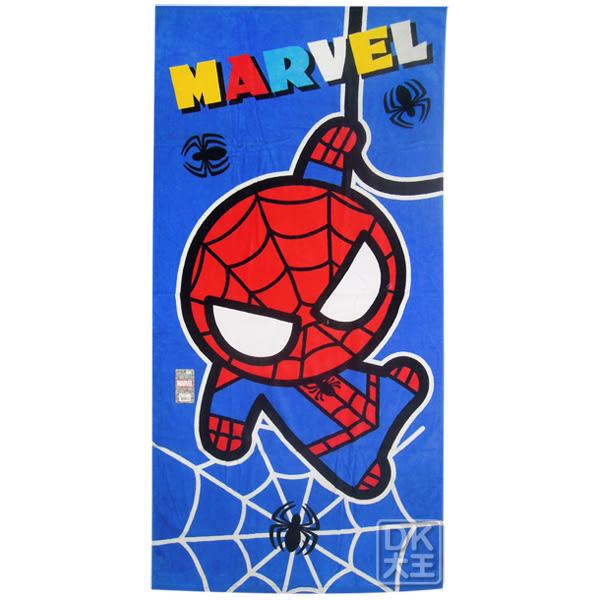復仇者聯盟浴巾 B款 蜘蛛人 MARVEL ~DK襪子毛巾大王