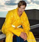 琴飛曼單人反光分體雨衣男女成人騎行外賣電動摩托車雨衣雨褲套裝『小宅妮時尚』