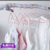 ❤️【玫瑰金衣架】 蕾絲 內衣 服飾店 擺飾品 風格 Zakka 居家擺飾 拍照工具 拍攝 攝影道具