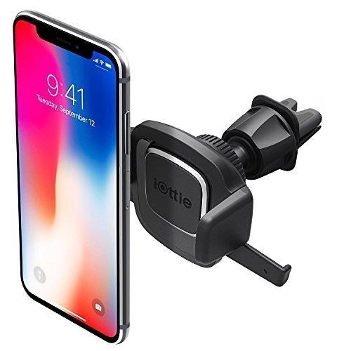 【美國代購】iOttie Easy One Touch 4通風口車載手機支架適用於iPhone 三星