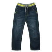 『小鱷魚童裝』雙層保暖牛仔褲(08號~20號)532603