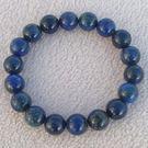 【歡喜心珠寶】【天然阿富汗青金石圓珠11mm手串】手鍊18顆「附保証書」提升高貴儒雅氣質。