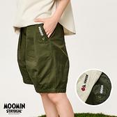STAYREAL x MOOMIN 繭型短褲