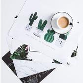 廚房用品 歐風防水印花餐墊 餐廳咖啡廳 用餐【KPP017】123OK