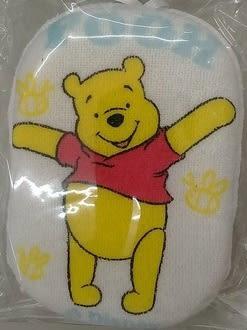 『121婦嬰用品館』小熊維尼沐浴棉