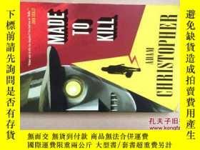 二手書博民逛書店Made罕見to Kill: A Novel【L.A. Tril