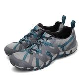 Merrell 水陸兩棲鞋 Waterpro Maipo 2 灰 藍 Vibram 戶外鞋 女鞋 【ACS】 ML034092