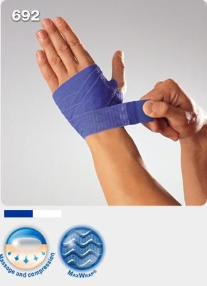 【宏海護具專家】 護具 護肘 LP 692 肘部矽膠彈性繃帶 【護肘、護手掌、護膝蓋骨 都適用】(1個裝)