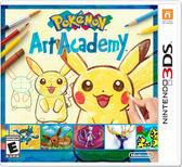 3DS Pokemon Art Academy 神奇寶貝藝術學園(美版代購)