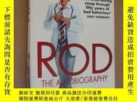 二手書博民逛書店ROD:the罕見autobiography (an enter