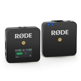 RODE Wireless GO 全指向性小型無線麥克風 WIGO【公司貨】