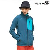 TERNUA 男 Shellstretch立領外套1643347 / 城市綠洲(透氣快乾、彈性、防曬外套)