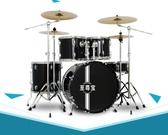 架子鼓成人兒童通用爵士鼓自學初學練習演出五鼓三镲四镲