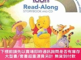 二手書博民逛書店Winnie罕見the Pooh: The Easter Egg Hunt Read-Along Storyboo