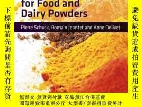 二手書博民逛書店Analytical罕見Methods for Food and Dairy PowdersY410016 P
