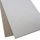A4 厚紙板 表皮紙 1000磅(雙面白)/一包110張入(定11) 白銅卡 表面紙 硬紙板 厚卡紙 硬紙板-文