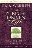 二手書博民逛書店 《The purpose-driven life : what on earth am I here for?》 R2Y ISBN:0310205719│Warren