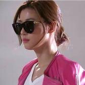 太陽眼鏡 墨鏡 韓國 正韓劇 來自星星的你 千頌伊全智賢 明星款 金屬 墨鏡太陽眼鏡 【RG304】