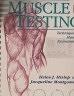 二手書R2YBb《Muscle Testing 6e》1995-Hislop-0