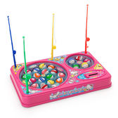 【震撼精品百貨】Hello Kitty 凱蒂貓~KITTY釣魚機玩具
