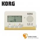 【全頻調音器】  【KORG CA-2】【CA2/電吉他/電貝斯/民謠吉他/提琴/二胡/管樂】【全音域/半音階】