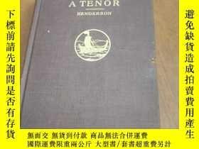 二手書博民逛書店THE罕見SOUL OF A TENOR(1912年精裝32開)