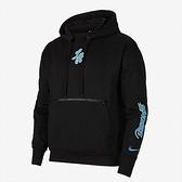 Nike AS Lal M PO Hoodie Cts CE 男 黑 湖人 城市版 連帽 長袖 CN1813010