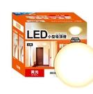 [COSCO代購] W124174 IRIS LED CEILING LIGHT 小型吸頂燈兩入組 黃光