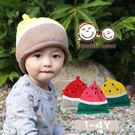 毛帽 毛球帽 針織帽 寶寶 保暖帽 造型...