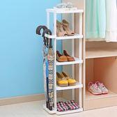 鞋架多層簡易組裝經濟型家用現代簡約SMY4532【123休閒館】