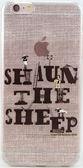 笑笑羊版權【Shaun the sheep】系列:空壓手機保護殼(HTC、SONY)