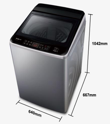 國際牌 Panasonic 變頻 直立 洗衣機 13公斤 NA-V130GT-L 首豐家電
