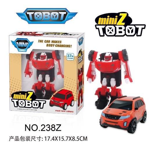 Tobot 機器戰士-238Z