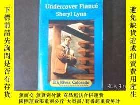 二手書博民逛書店Undercover罕見Fiance shery1 LynnY1