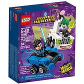 樂高積木 LEGO《 LT76093 》超級英雄系列 - Mighty Micros: 夜翼vs.小丑╭★ JOYBUS玩具百貨