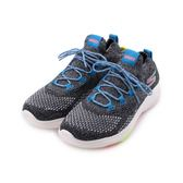 SKECHERS GO WALK REVOLUTION ULTRA 綁帶運動鞋 灰 54667BKMT 男鞋