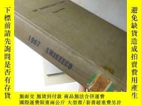 二手書博民逛書店1967罕見Swissco Record of Technica
