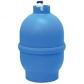 RO用塑膠儲水桶(藍)