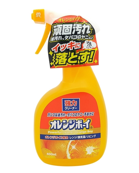 ●魅力十足● 第一石鹼 柑橘精華去油汙萬用噴霧(400ml)