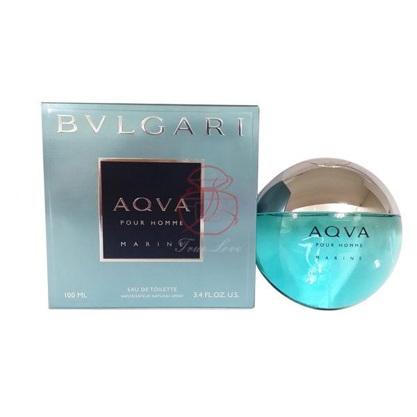 寶格麗 BVLGARI 活力海洋能量男性淡香水 100ML【岡山真愛香水化妝品批發館】