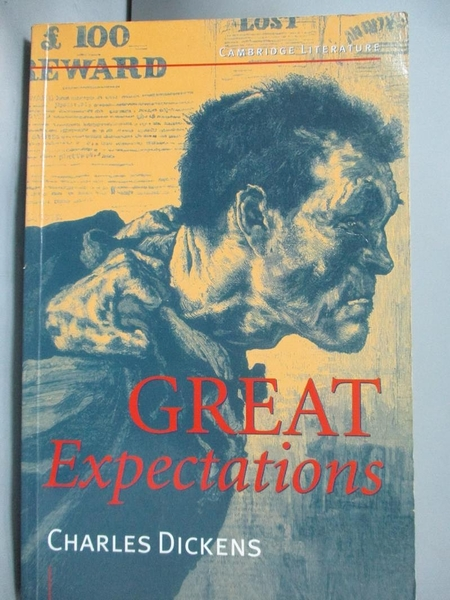 【書寶二手書T3/原文小說_ORV】Great Expectations (Cambridge Literature)_