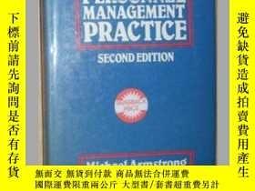 二手書博民逛書店原版英文書《罕見Handbook of Personnel Ma